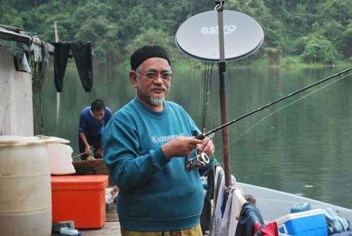 Hadi Awang Fisherman