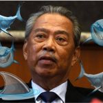 A Dozen Of Sharks In A Small Pond - PM Muhyiddin Has To Constantly Watch His Back For Traitors