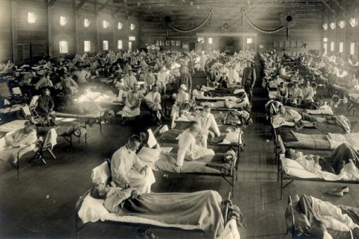 Spanish Flu - Influenza Patients