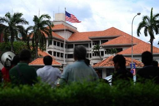 US Embassy in Kuala Lumpur Malaysia