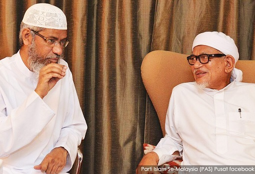The Hunt For 3,800 Tabligh Religious Members - Where Are Hadi Awang & Zakir Naik When We Need Them The Most?