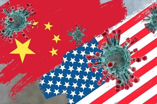 Coronavirus - Blame Game - United States vs China