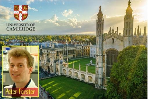 Coronavirus - Peter Forster - University of Cambridge