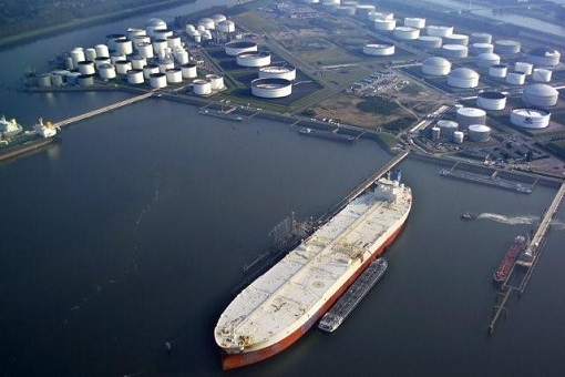 Crude Oil - Super Tanker - VLCC Very Large Crude Carriers