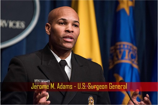 Jerome M Adams - US Surgeon General