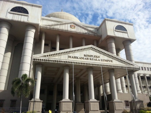 Kuala Lumpur Court Complex - Kompleks Mahkamah Kuala Lumpur