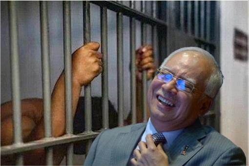 Malaysia Judiciary System Double Standard - Ordinary People vs Najib Razak - Post Bail