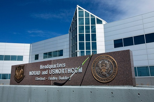 US NORAD and NORTHCOM Headquarters