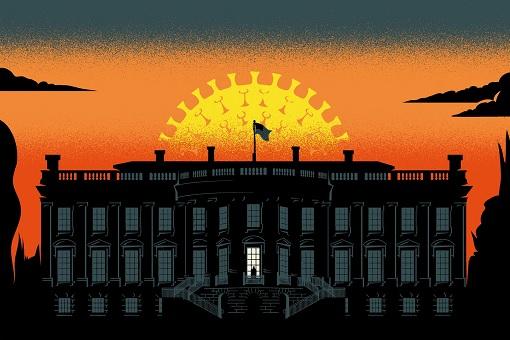 Coronavirus - White House Infected