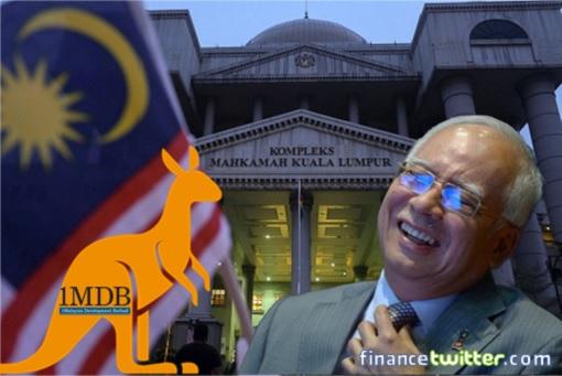 Kangaroo Court - Najib Razak - 1MDB Scandal