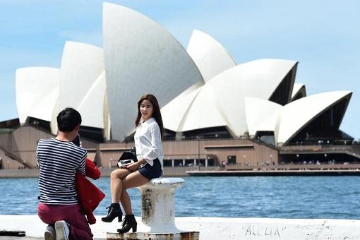Australia - Chinese Tourists