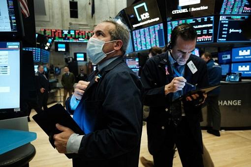Coronavirus - Stock Market Trading Floor - Dow Jones - Wall Street