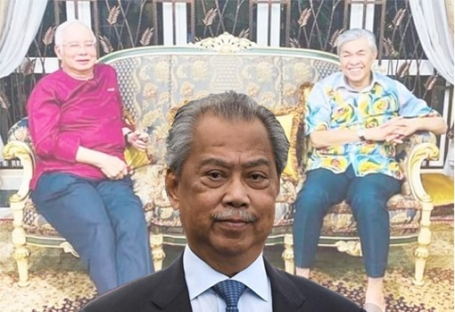 Muhyiddin Yassin - Najib Razak and Zahid Hamidi Threaten 15th General Election