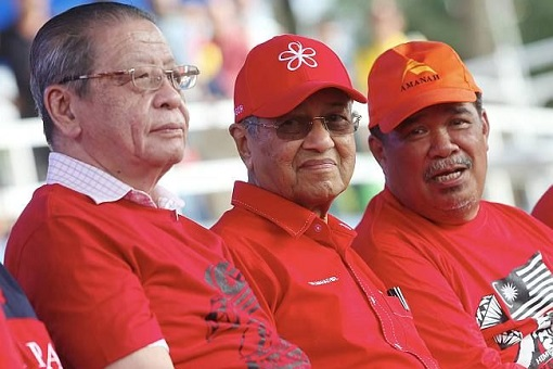 Are DAP & Amanah Really Corrupt & Power-Hungry That They Blindly Choose To Stick With Mahathir?