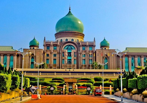 Putrajaya - Corridors of Power