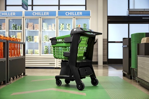 Amazon Smart Dash Cart - Skip Supermarket Cashier