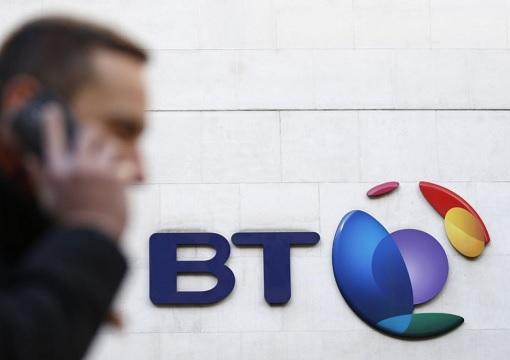 BT - British Mobile Network Operator UK