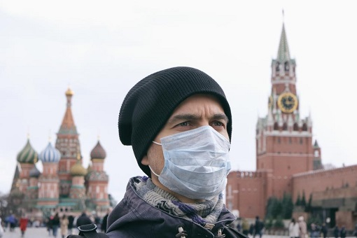 Coronavirus - Covid-19 in Moscow Russia