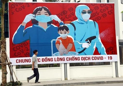 Coronavirus - Covid-19 in Vietnam - Communication and Propaganda
