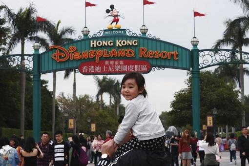 Coronavirus - Hong Kong Disneyland