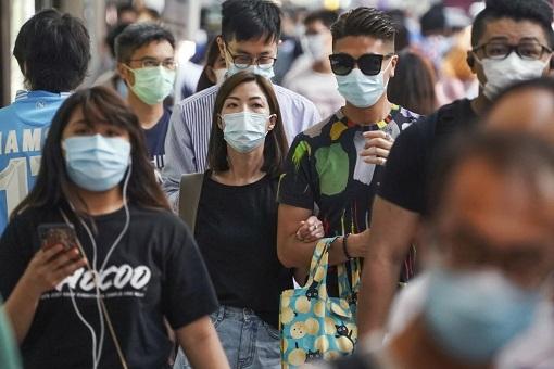 Coronavirus - Hong Kong Third Wave of Covid-19 - Social Distancing Limitation