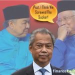 Zahid Finally Threatens PM Muhyiddin - It's All About Greedy Malay Leaders Fighting Each Other For Power