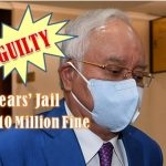 12 Years' Jail & RM210 Million Fine For World's Biggest Crook Najib - A Result Of Insulting The Judge's Intelligence