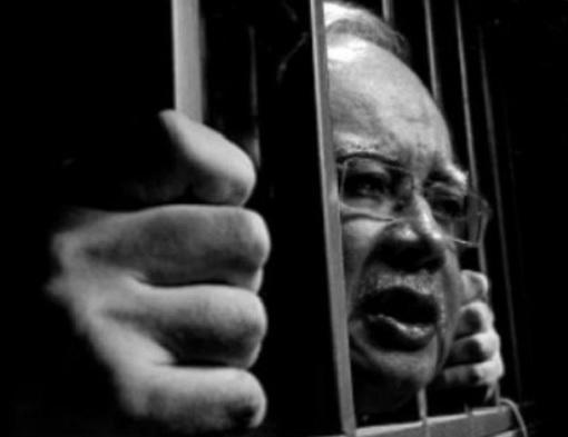 Najib Razak in Prison - JailNajib Razak in Prison - Jail