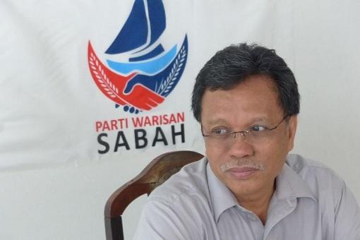 Shafie Apdal - Parti Warisan Sabah