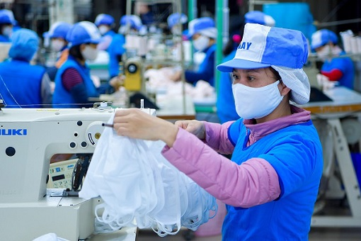 Vietnam - Cloth Face Mask Manufacturing Factory
