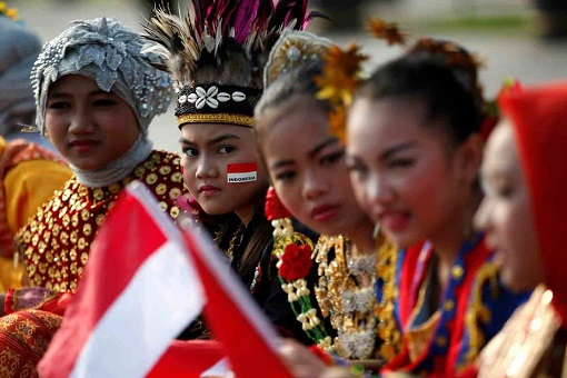 Indonesia - Multi-Ethnic and Multi-Cultural