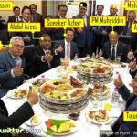 This Photo Speaks A Thousand Words - Why Backdoor Speaker Azhar Profusely Defends The Backdoor Government