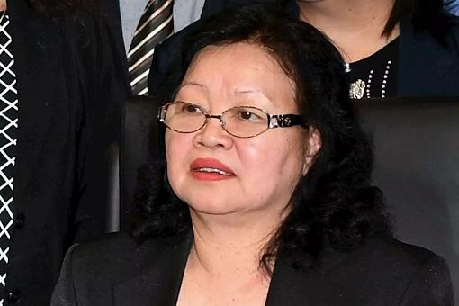 Sabah Warisan-Pakatan Harapan Government - 13 Traitors - Anita Baranting
