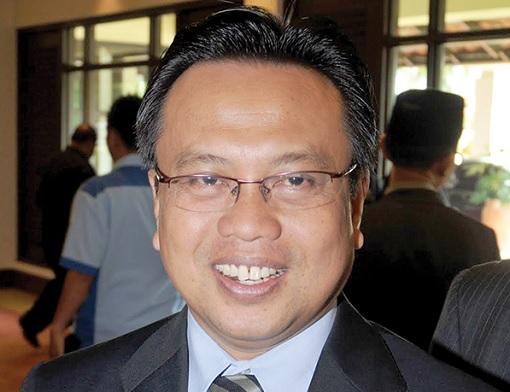 Sabah Warisan-Pakatan Harapan Government - 13 Traitors - Bolkiah Ismail
