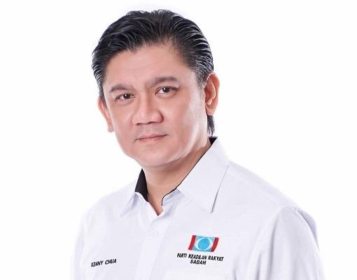 Sabah Warisan-Pakatan Harapan Government - 13 Traitors - Kenny Chua Teck Ho