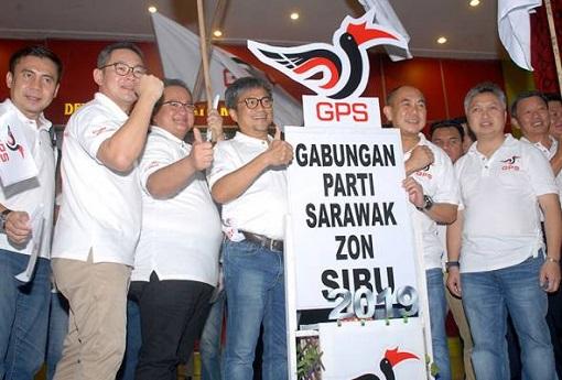Gabungan Parti Sarawak GPS