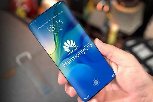Huawei Smartphone - Harmony OS Operating System