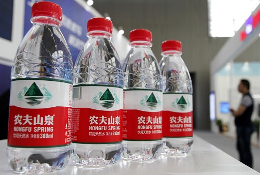 Move Over Jack Ma - Meet China's New Richest Man, Who Made His Fortune Selling Bottled Water