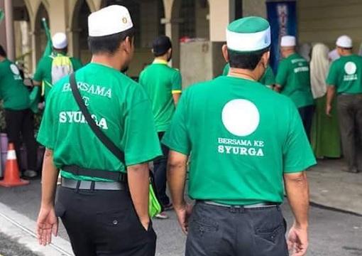 PAS Islamist Party - Go To Heaven - Bersama Ke Syurga