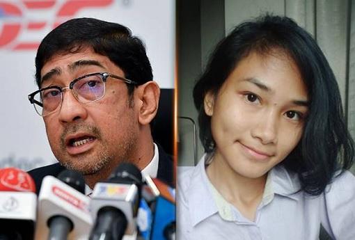 Tree Girl - Deputy Minister Zahidi Zainul Abidin Bully Sabah Student Veveonah Mosibin