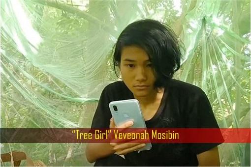 Tree Girl - Veveonah Mosibin