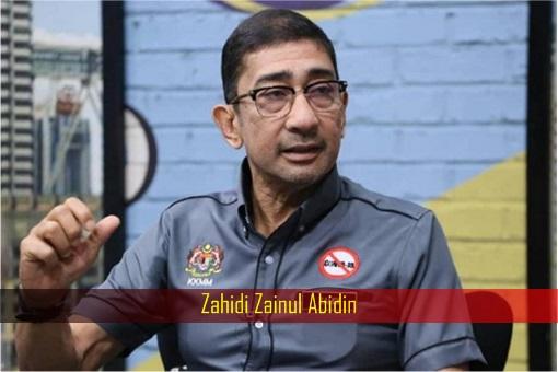 Zahidi Zainul Abidin