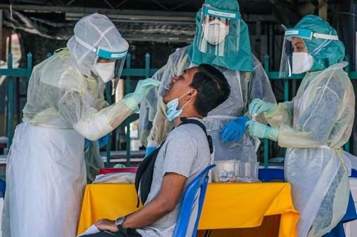 Coronavirus - Malaysia Swab Test