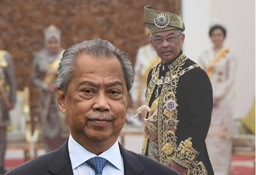 Emergency Declaration - Agong King Reject PM Muhyiddin