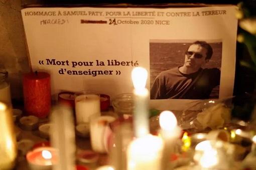 France Terrorist Attack - Teacher Samuel Paty