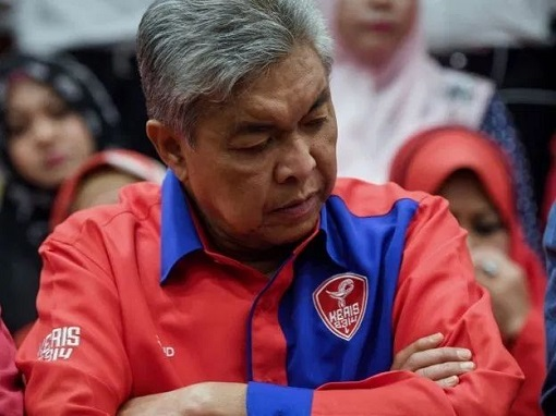 Zahid Hamidi - Given 7 Days To Pull Out Of Perikatan Nasional