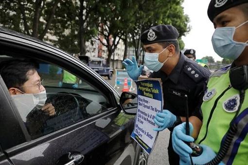 Coronavirus - CMCO Passenger Per Car Restriction