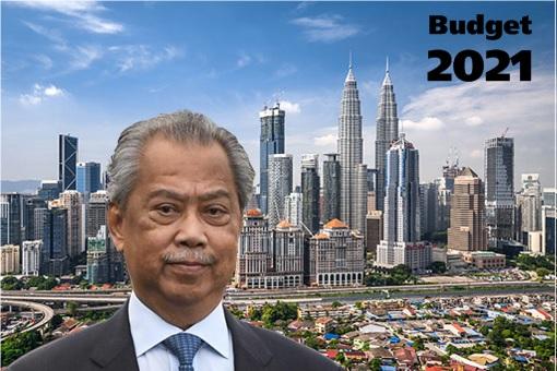 Malaysia Budget 2021 - Muhyiddin Yassin