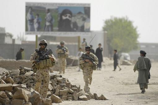 Australian Soldiers - Afghanistan