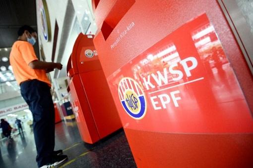 EPF KWSP Retirement Savings - Kiosk